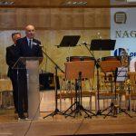 Wojewoda Opolski Adrian Czubak przemawia podczas ceremonii wręczenia nagród