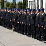 Strażacy z Powiatowej Komendy PSP w Brzegu
