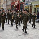Koncert orkiestry wojskowej