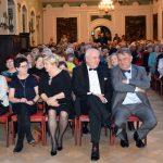 Około 350 osób bawiło się na koncercie noworocznym w Zamku Piastów Śląskich