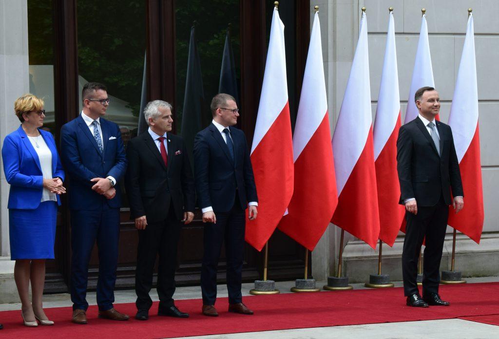 Przemówienie Prezydenta RP Andrzeja Dudy