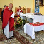 Uroczystość poswięcenia sztandaru OSP w Dobrzyniu