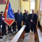 Uroczystość poświęcenia sztandaru OSP w Dobrzyniu