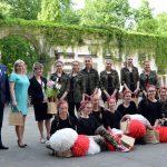 Artyści z Klubu Wojskowego 1.BPS od lat uświetniają swoimi występami uroczystości organizowane przez brzeskie starostwo – nie inaczej było podczas tegorocznego Dnia Flagi RP