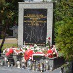 Obelisk upamiętniający Polaków pomordowanych na kresach przez ukraińskich nacjonalistów
