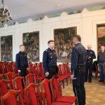 NNarada roczna kadry kierowniczej Policji