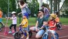 wyścig kolarski dzieci